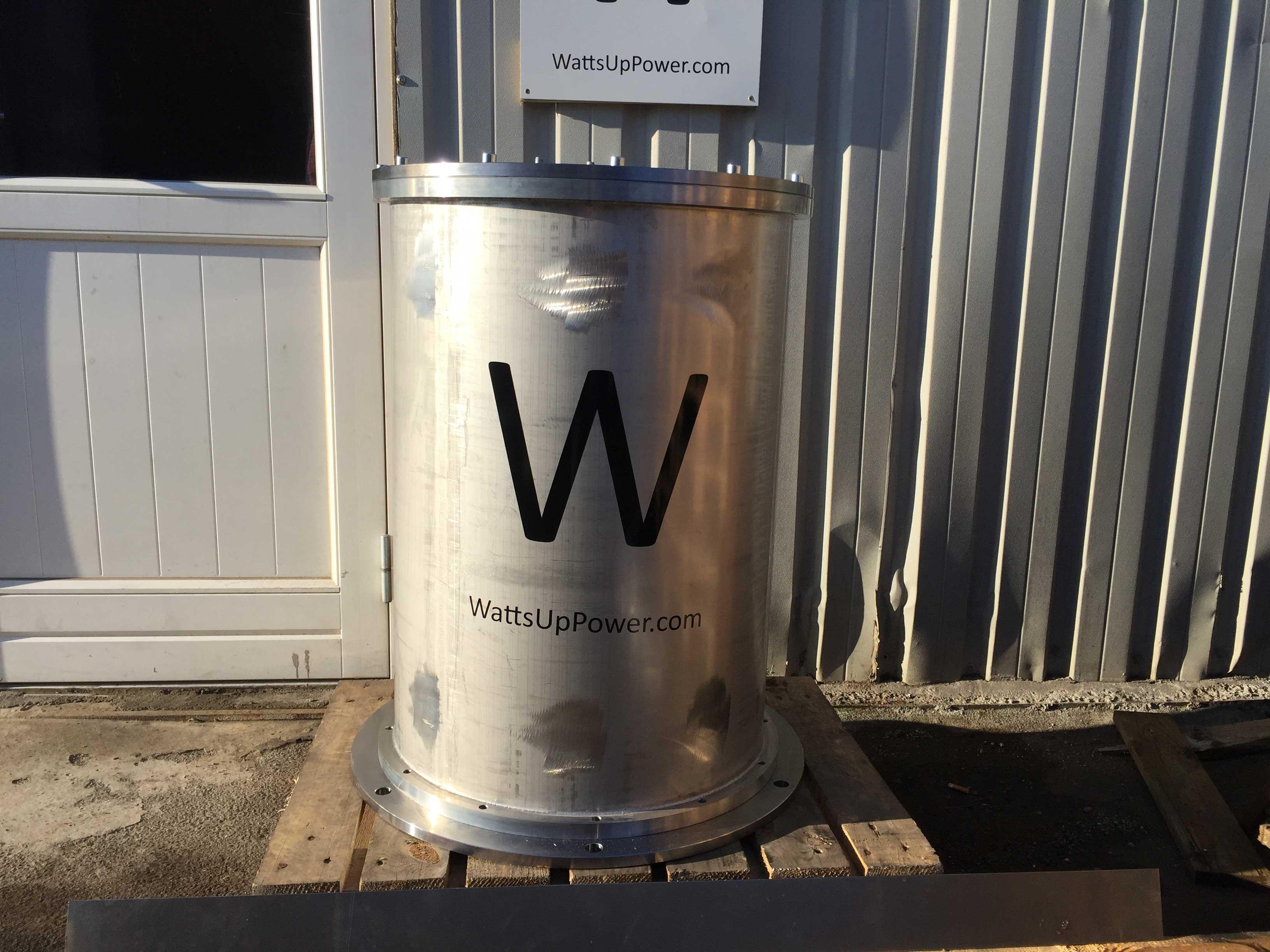 Wattsup power